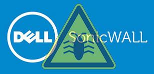 SonicWALL: várias vulnerabilidades neste software DELL