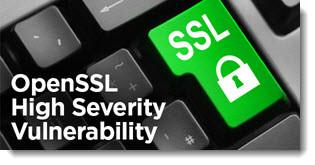 OpenSSL: falha grave sofrerá correção dia 28-Jan
