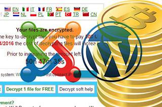 Milhares de websites atacados com ransomware CryptXXX