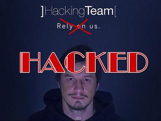 The Hacking Team novamente em apuros...