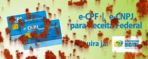 e-CPF/e-CNPJ: nem mesmo os criadores confiam.