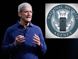 A guerra-fria Apple x FBI esquenta...