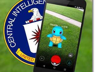Pokemon-GO e a CIA