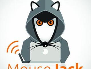 MouseJack: mouse e teclados sem fio sob ataque.