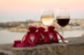 02 - Delicata wine festival glasses wine