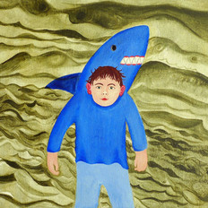 Dream of a Shark Costume