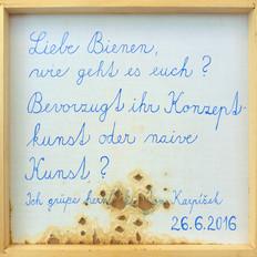 Liebe Bienen #2