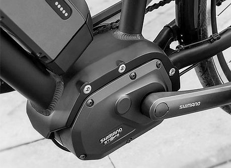 Shimano Steps Electric Motor for Bicycles