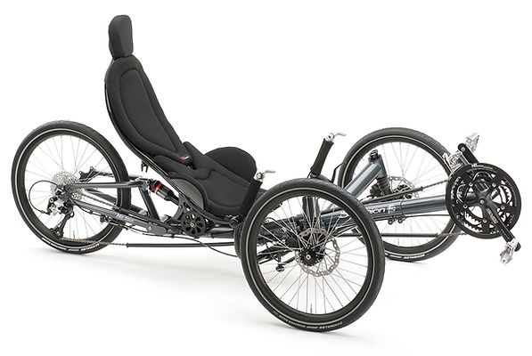 Scorpion Recumbent Trike by HP Velotechnik