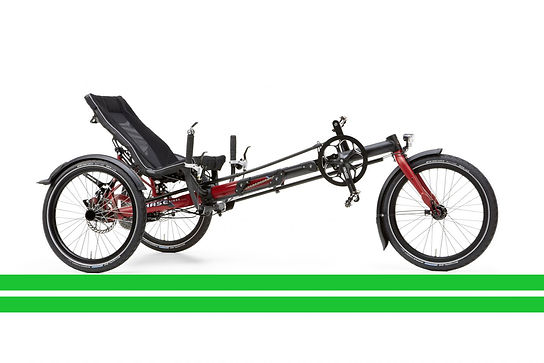Hase Kettwiesel Recumbent Bicycle