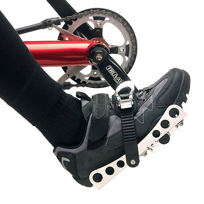 Special Pedals for special needs bicycle