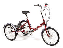 Pashley Tri-1 Tricycle for special needs