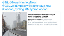 The Beast From The East: The Best of Snow-Cycling Twitter