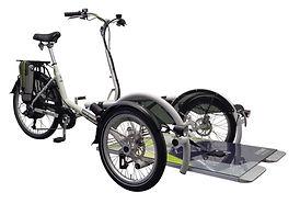 Van Raam Velo Plus Wheelchair Bicycle fo Special Needs