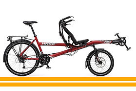 Hase Pino Recumbent Bicycle Special Needs Cycling