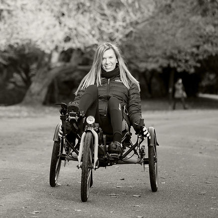 London Recumbents in Dulwich Park
