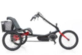 E-motor Trigo Up Recumbent