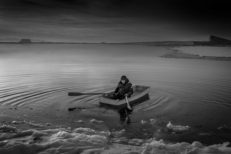 Arctic Heroes, Where the world is melting | Ragnar Axelsson | 2020