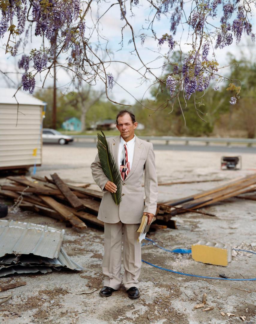 帕特里克,棕枝主日,巴吞鲁日,路易斯安那州 | 埃里克·索斯 | 2002