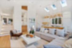 Modern house remodeling in California