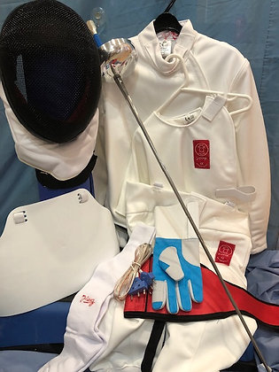 Epee Competition & Training Pack