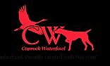 Caprock Waterfowl Sandhill Crane Logo.PN