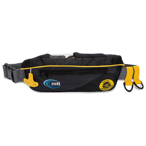 MTI inflatable safety belt