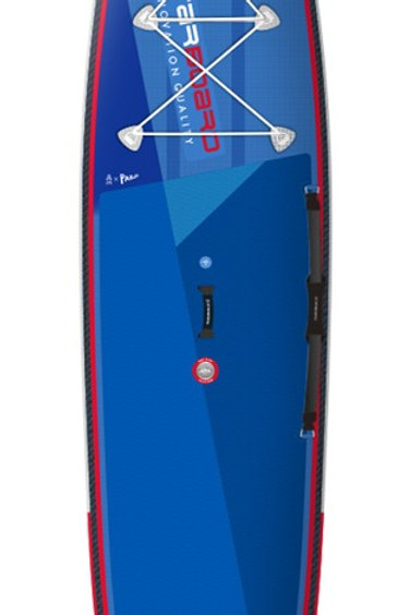 Starboard - Touring Gonflable Deluxe Double Chamber 2021