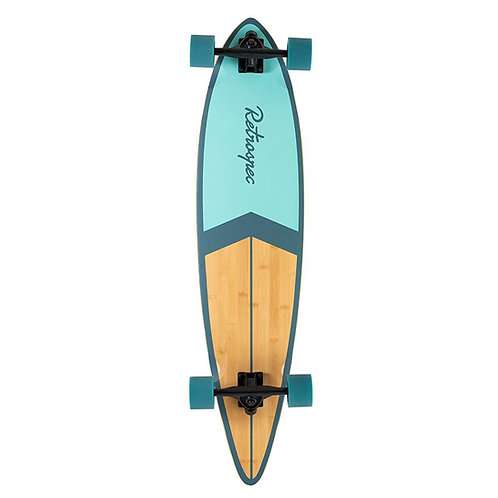 Retrospec ZED Pintail 41'' Longboard