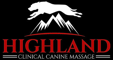 Clinical Canine Massage in Moray, Speyside & Banffshire