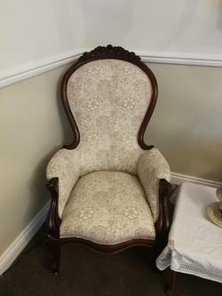 Morris & Co. chair