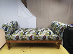 1900s double ended chaise