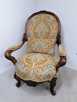 Stunning antique chair