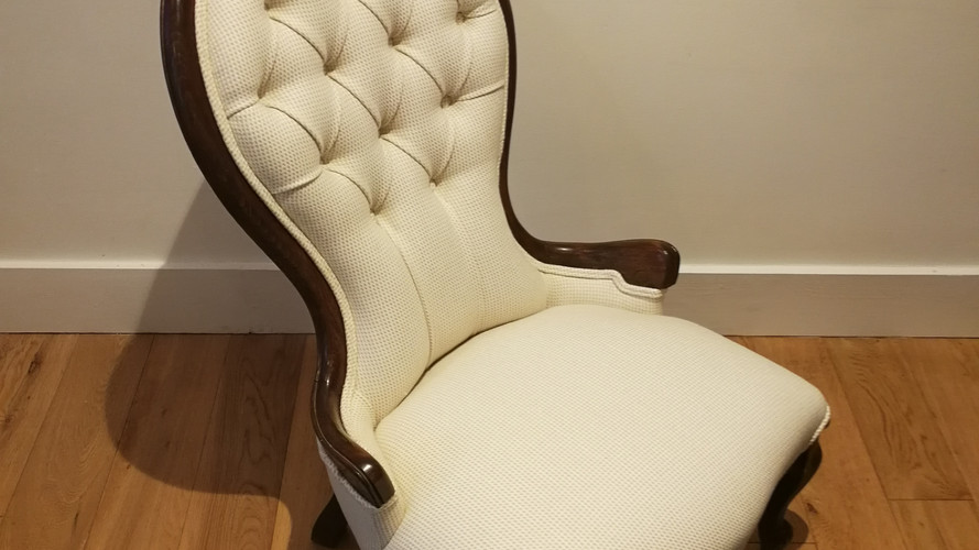 small nursing chair