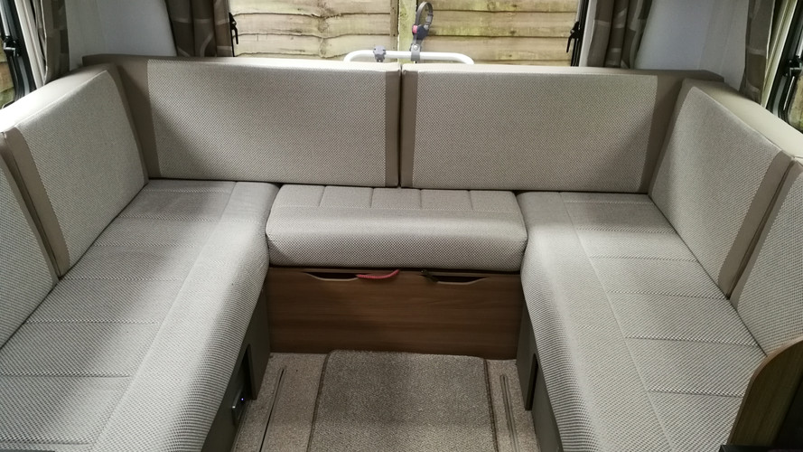 Camper Van Seating