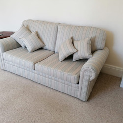 Ian Mankin sofa