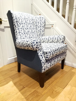 Everyone's favourite wing chair!