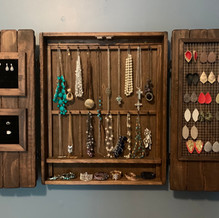 Jewelry Cabinet Inside Detail and features