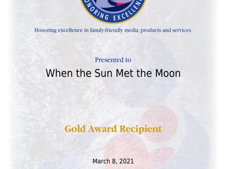 Mom's Choice Award Gold Winner