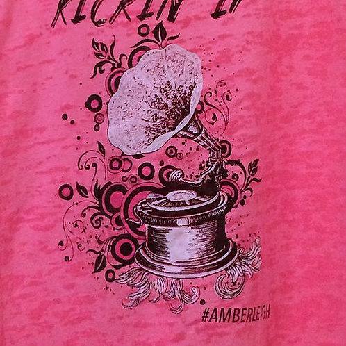 "Hot Pink ""Kickin It"" Tank"