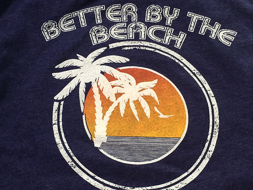 Better By The Beach - Tee