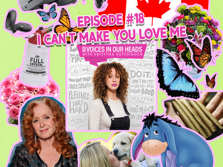 Episode #18 - I Can't Make You Love Me