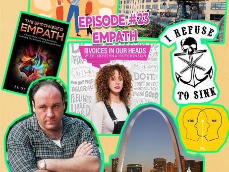 Episode #23 - Empath