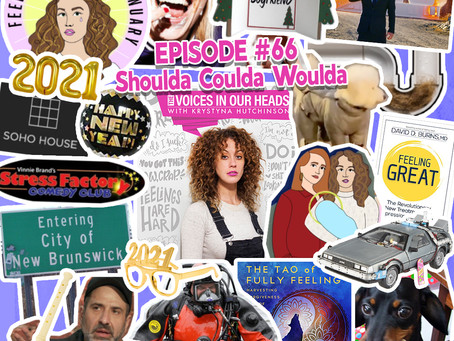 Episode #66 - Shoulda Coulda Woulda