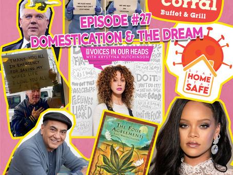 Episode #27 - Domestication & the Dream