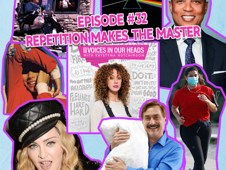 Episode #32 - Repetition Makes the Master
