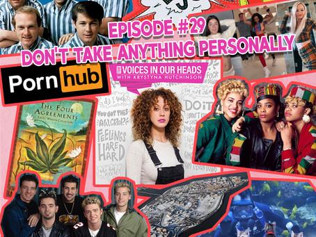 Episode #29 - Don't Take Anything Personally