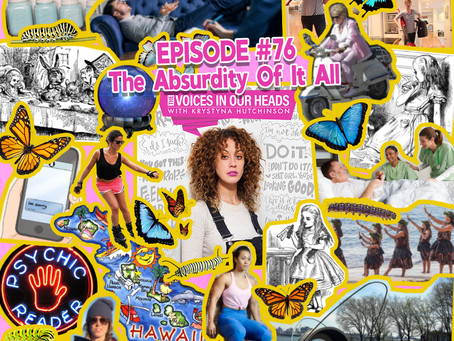 Episode #76 - The Absurdity of It Al‪l‬