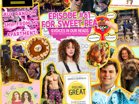 Episode #61 - For Sweet Pea