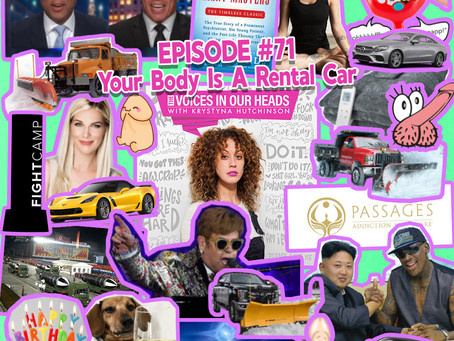 Episode #71 - Your Body Is A Rental Ca‪r‬